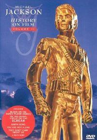 Cover Michael Jackson - History On Film - Volume II [DVD]